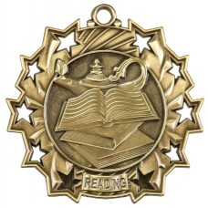 Medal- Reading Award